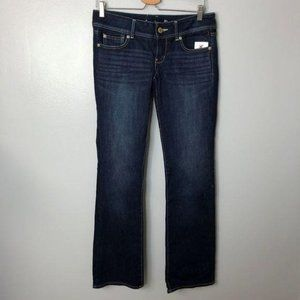 American Eagle Outfitters Slim Boot Jeans Sz 6L